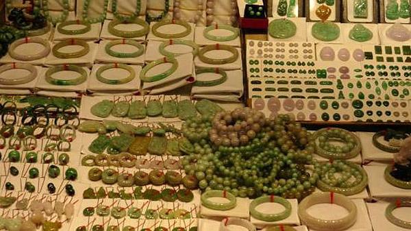 Купить изделия из нефрита в Китае