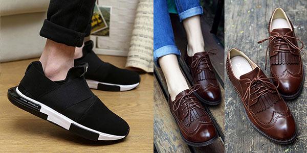 Привезти обувь из Китая