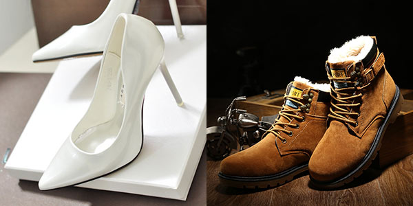 качественная обувь из Китая