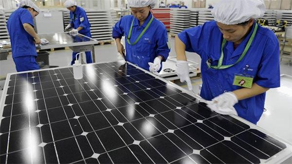 Поставка в РФ солнечных батарей из КНР