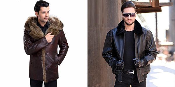 Зимние мужские куртки из Китая