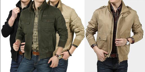 Куртки мужские производство Китай