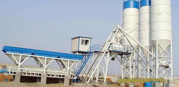 Бетонный завод из Китая