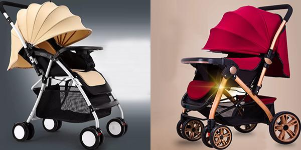 Китайские коляски оптом