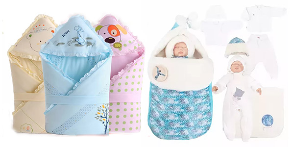 Доставка из Китая конвертов для новорожденных